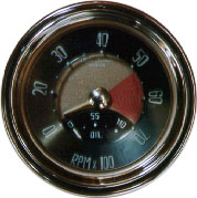 Speedometer and Oil